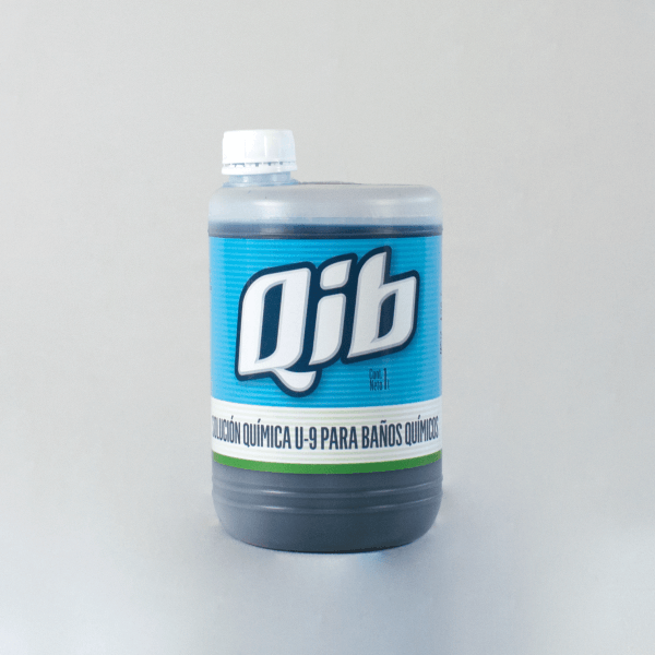 SoluciónQuimicaParaBañosQuímicos1L